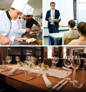 Genussakademie professional, Frankfurt, Ausbildung zum Gastronomie Profi